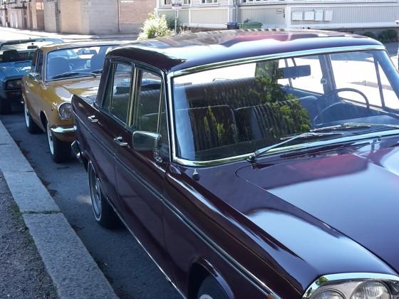 Fiat 35 Jahre Fiat Registratur Norwegen