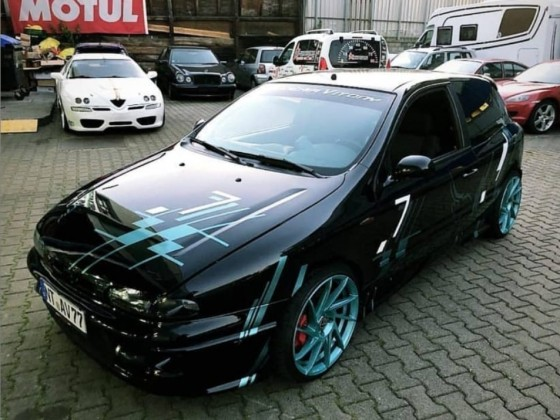Fiat bravo 20VT